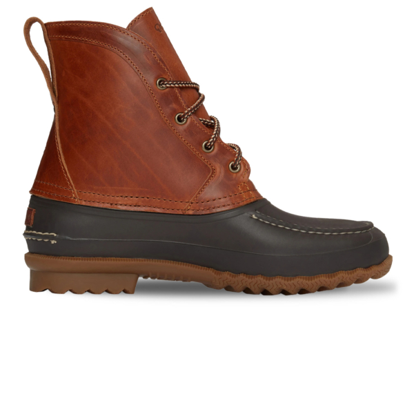 Quoddy Field Waterproof Boot Whiskey