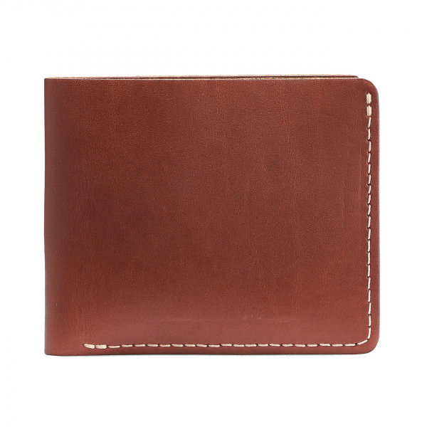 Red Wing Classic Bi-Fold Wallet Oro Russet Frontier