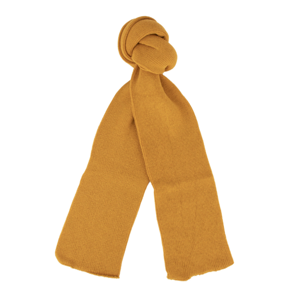 RoToTo Stole Scarf Yellow