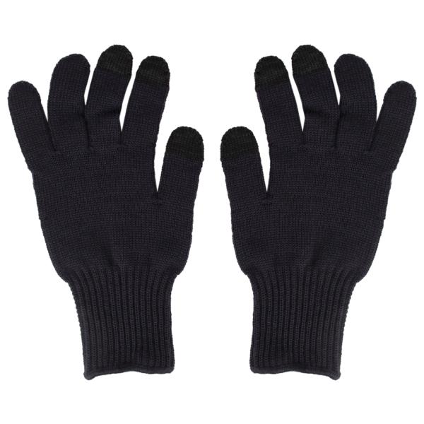 RoToTo Touch Screen Merino Glove Navy