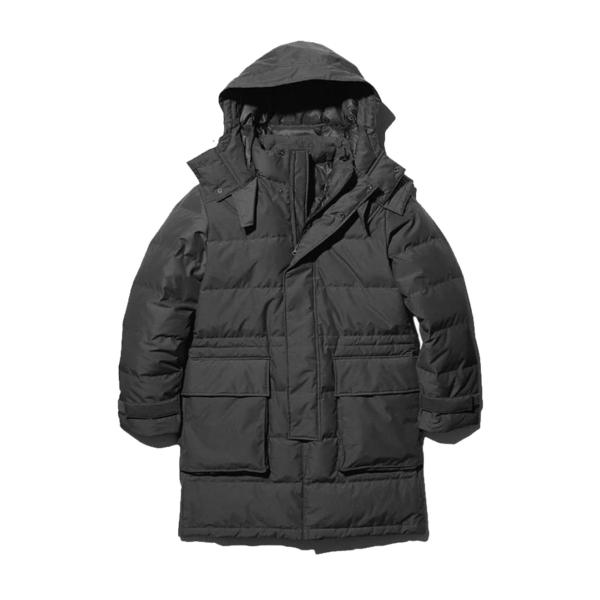 Snow Peak FR Down Coat Black