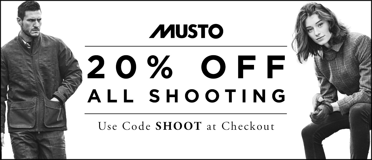 Black Friday Preview - 20% Off All Shooting