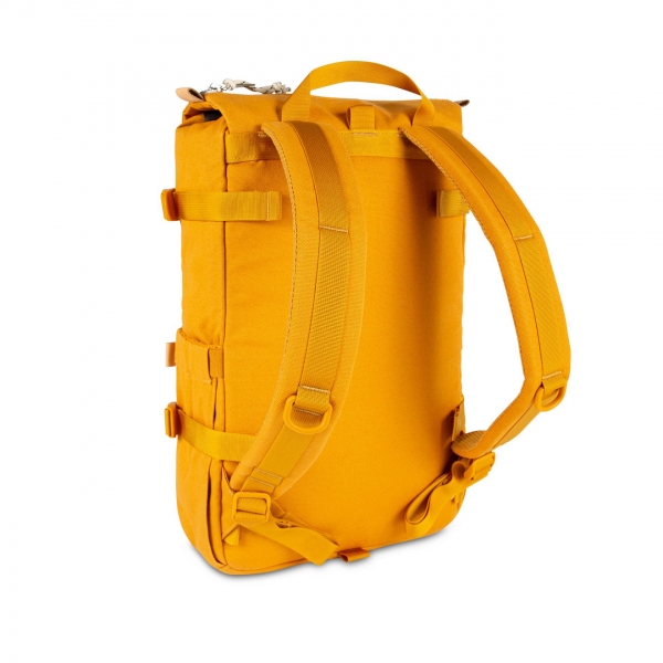 Topo Designs Rover Pack Backpack Yellow Canvas