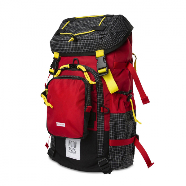 Topo Designs Subalpine Pack Backpack 28L Red