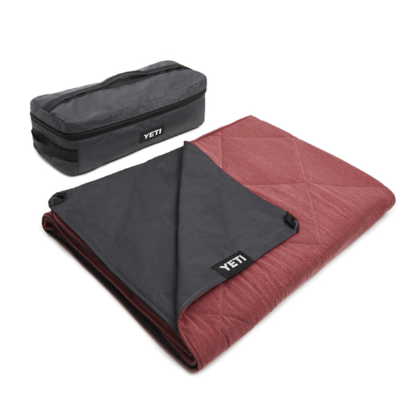 Yeti Lowlands Blanket Fireside Red