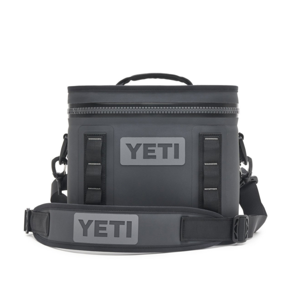 YETI Hopper Flip 8 Soft Cooler Charcoal