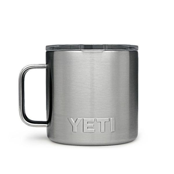 YETI Rambler 14oz Mug Stainless Steel