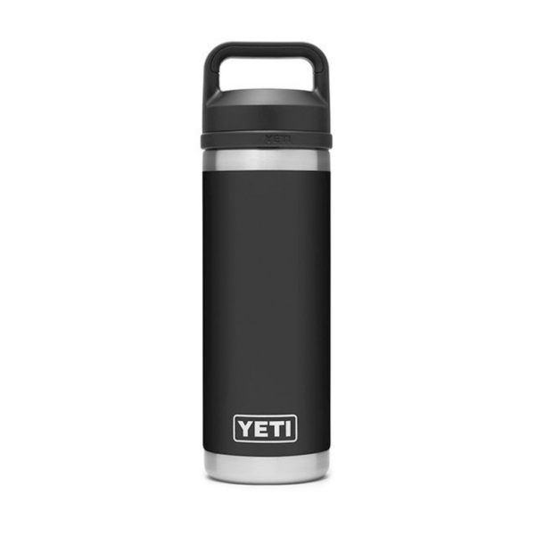 YETI Rambler 18oz Bottle Black
