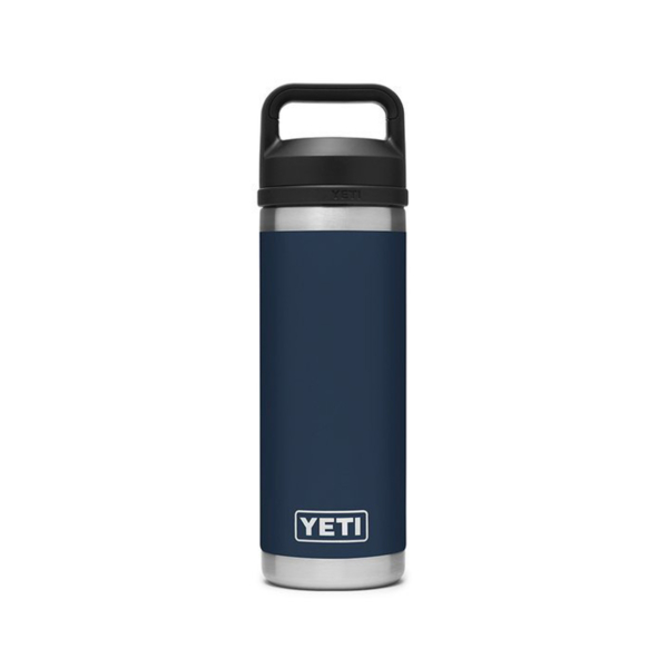 YETI Rambler 18oz Bottle Navy
