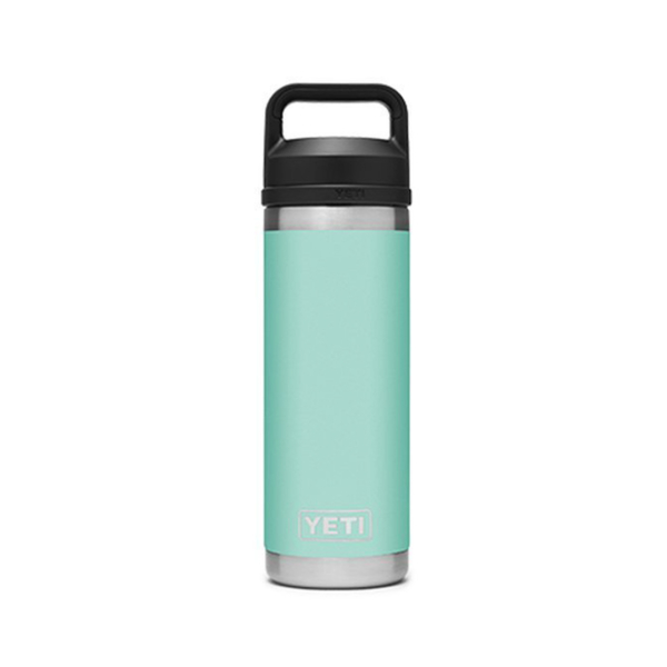 YETI Rambler 18oz Bottle Seafoam