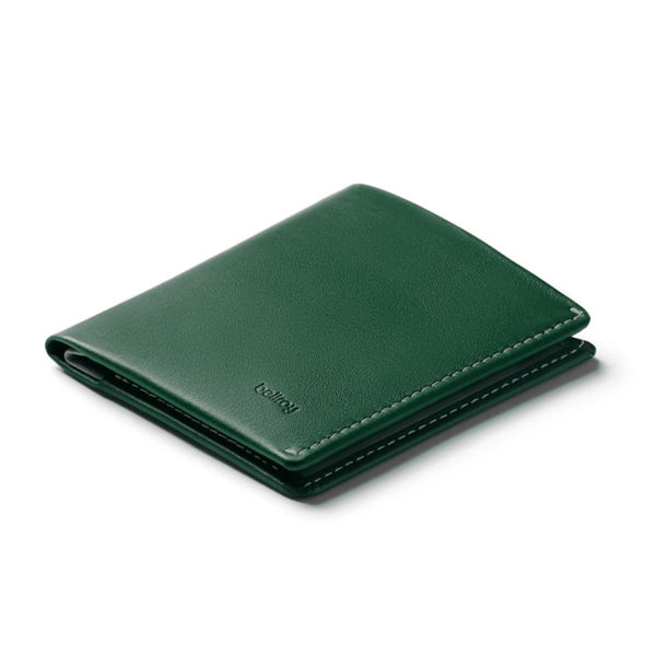 Bellroy Note Sleeve Wallet Racing Green RFID
