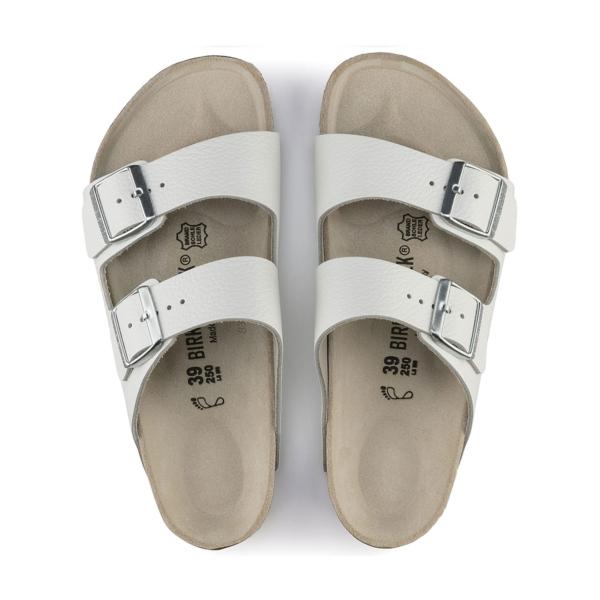 Birkenstock Arizona NL Sandal Womens White