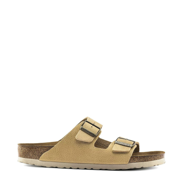 Birkenstock Arizona Sandal Steer Soft Sand
