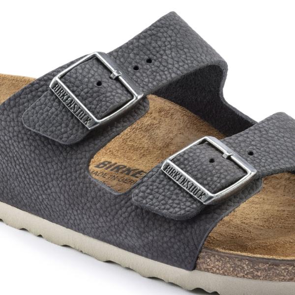 Birkenstock Arizona Sandal Steer Soft Gray