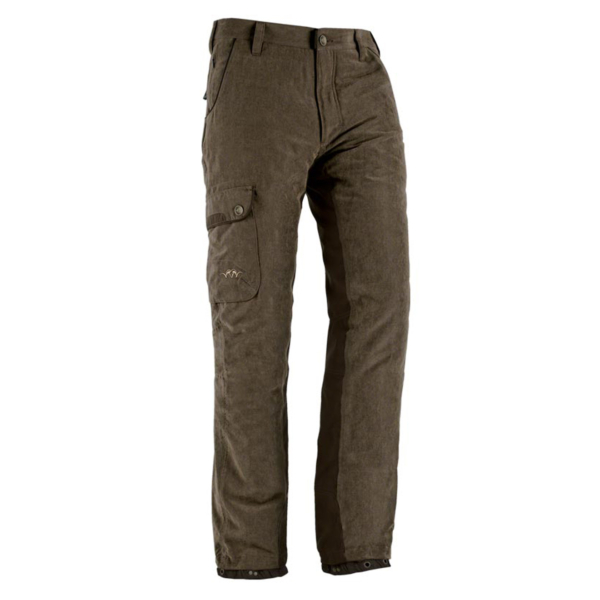 Blaser Argali Winter Trousers Brown Melange