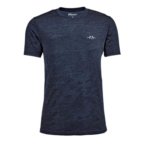 Blaser Functional SS T-Shirt Dark Blue