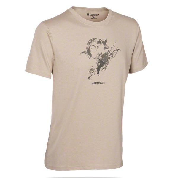 Blaser Logo T-shirt Dune