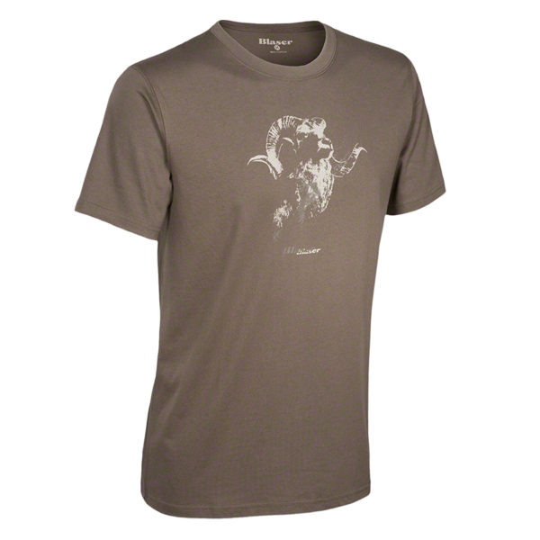 Blaser Logo T-shirt Olive