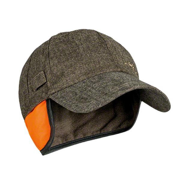 Blaser Vintage Cap Brown Melange