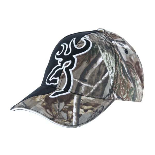 Browning Big Buckmark Cap Black