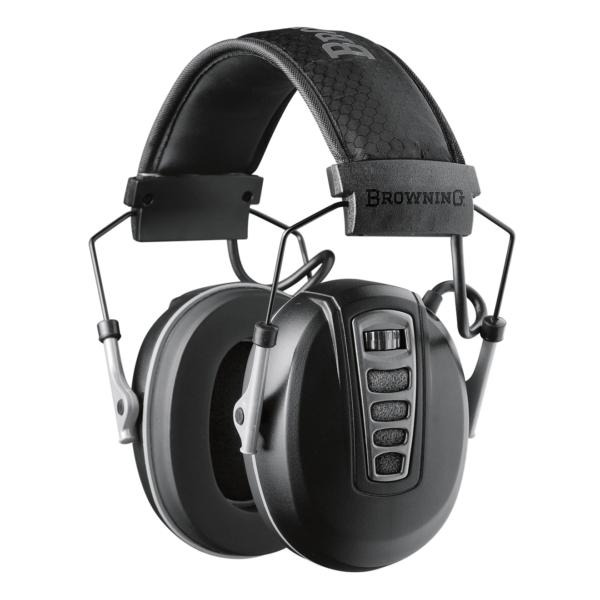 Browning Cadence Hearing Protector Black