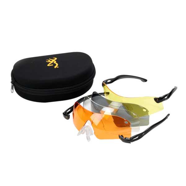 Browning Kit Eagle Shooting Glasses