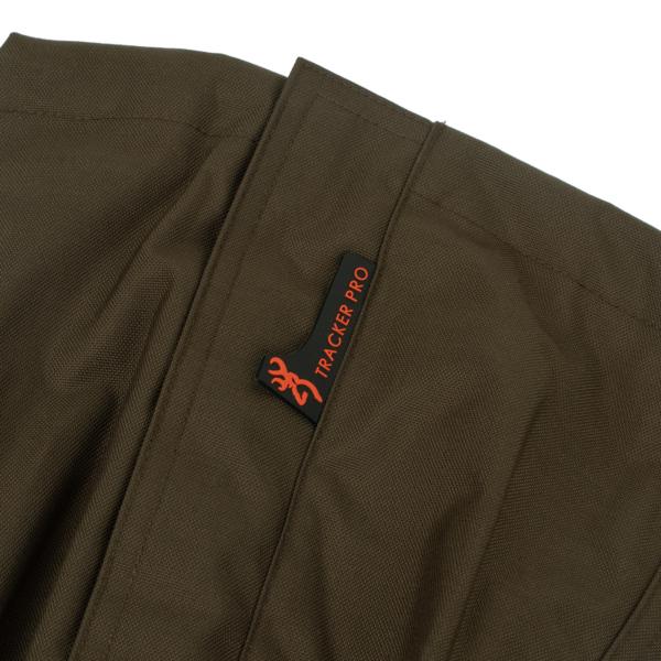 Browning Tracker Pro Gaiters Green / Black