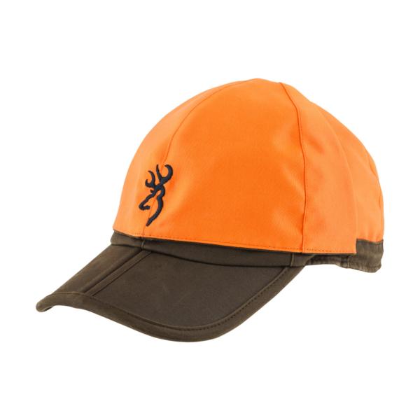 Browning Biface Cap Brown / Orange