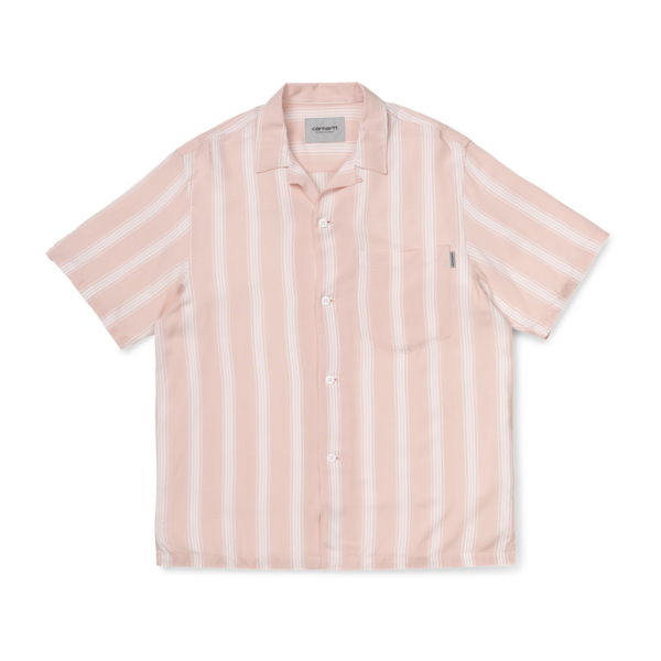 Carhartt Chester Shirt Chester Stripe Powdery