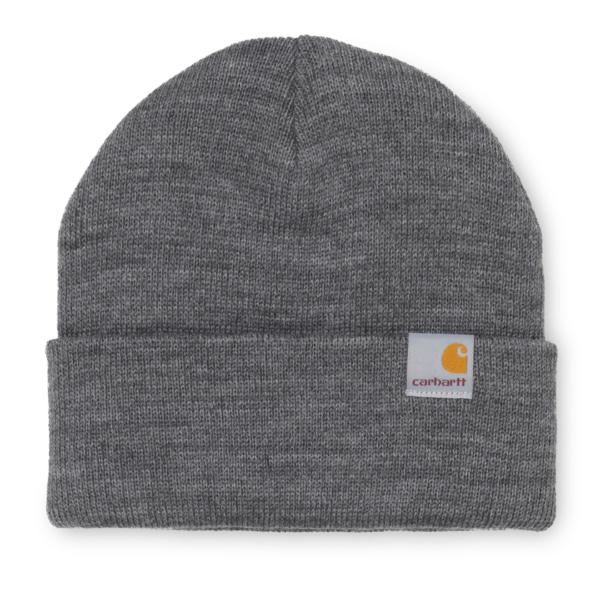 Carhartt Stratus Hat Low Dark Grey Heather