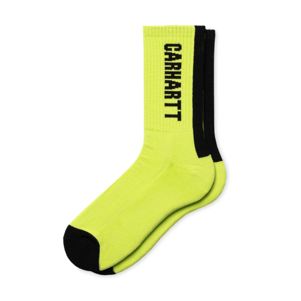 Carhartt Turner Socks Lime / Black