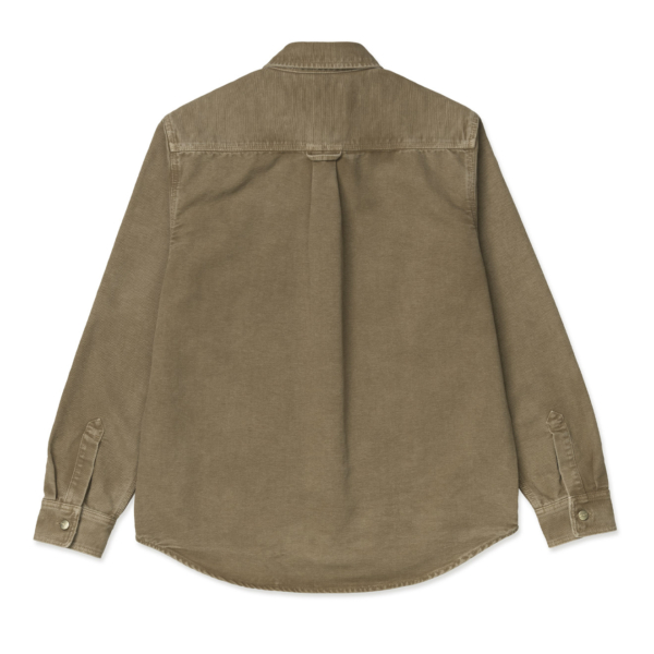 Carhartt Glenn Jac Shirt Hamilton Brown