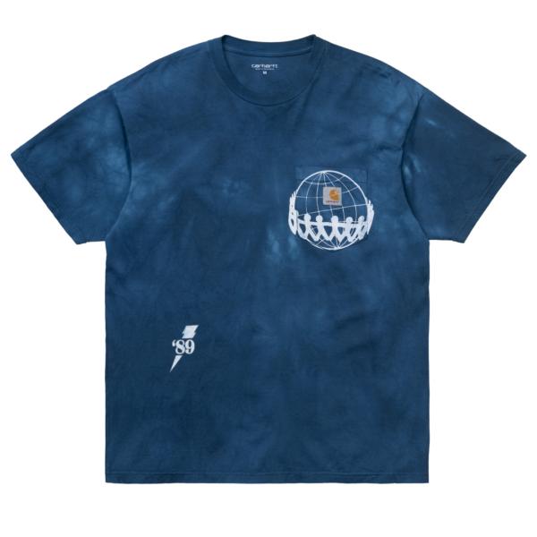 Carhartt S/S Joint Pocket T-Shirt Shore / White
