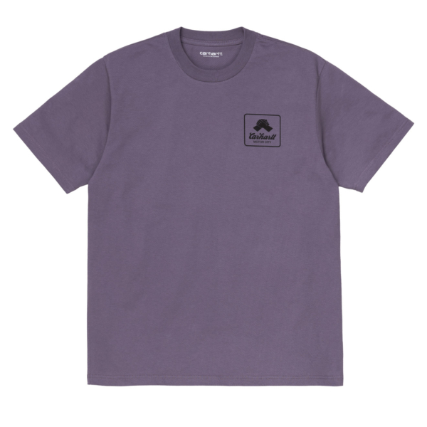Carhartt Peace State T-Shirt Provence / Black
