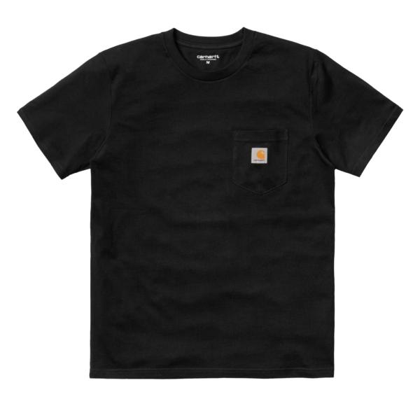 Carhartt Pocket T-Shirt Black