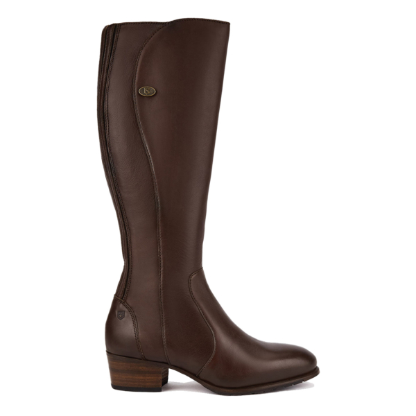 Dubarry Womens Downpatrick Boot Old Rum