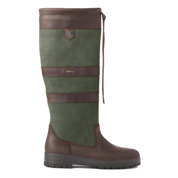 Dubarry Womens Galway Gortex Leather Boot Ivy