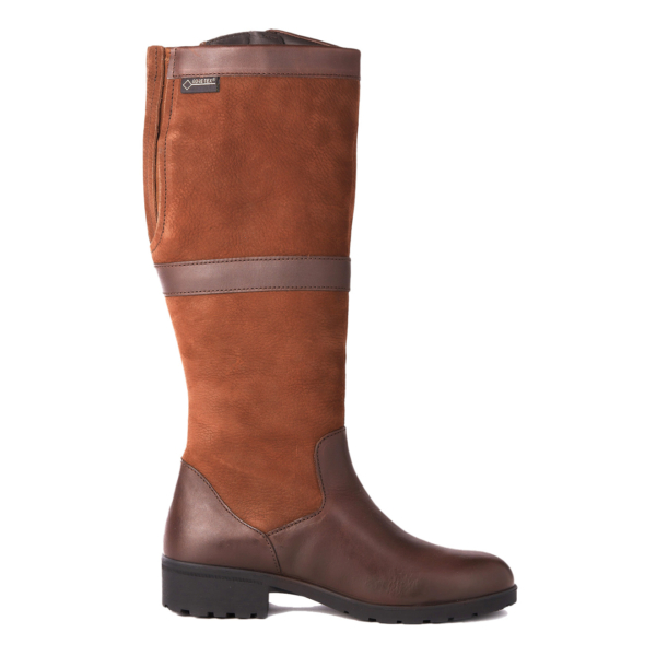 Dubarry Womens Sligo Boot Walnut
