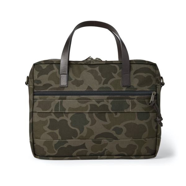 Filson Dryden Briefcase Dark Shrub Camo