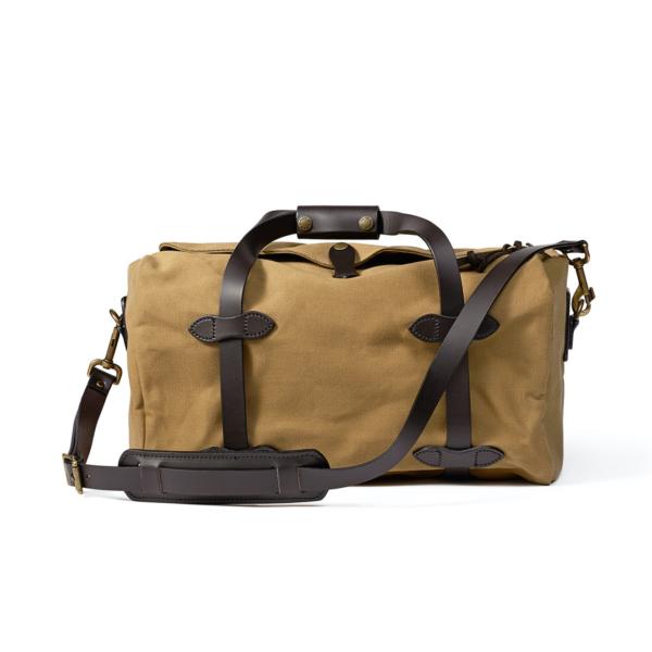 Filson Small Duffle Bag Tan