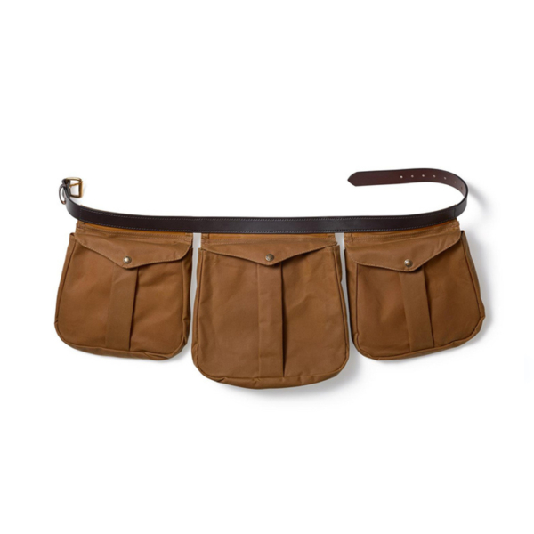 Filson Tin Shooting Bag Dark Tan