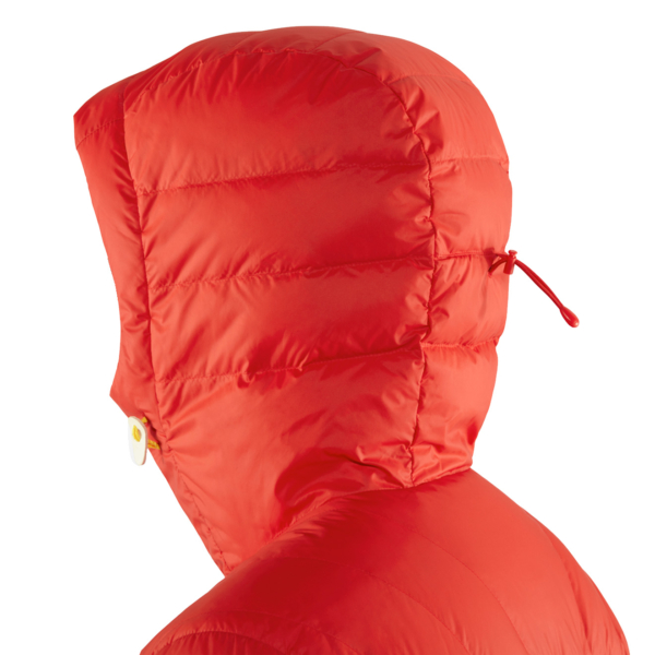 Fjallraven Expedition Pack Down Hoodie True Red