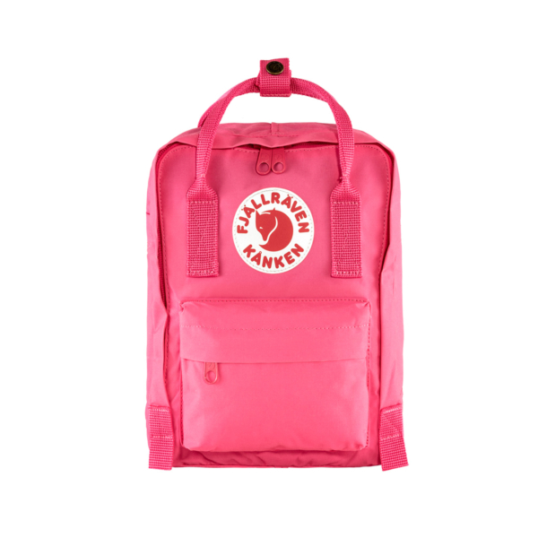 Fjallraven Kanken Mini Backpack Flamingo Pink