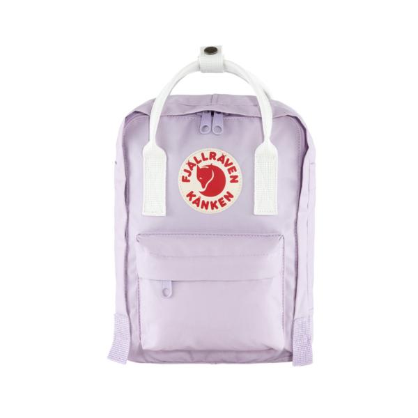 Fjallraven Kanken Mini Backpack Pastel Lavender / Cool White