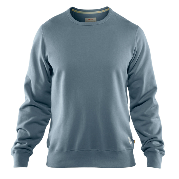 Fjallraven Greenland Sweatshirt Clay Blue