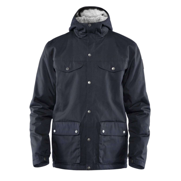 Fjallraven Greenland Winter Jacket Night Sky