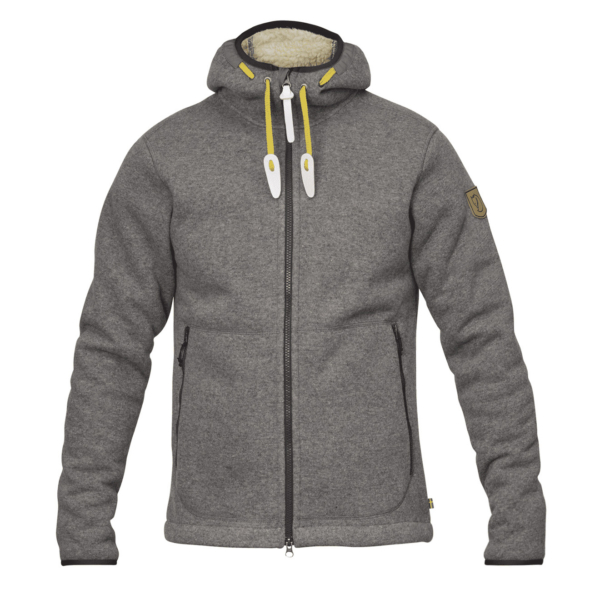 Fjallraven Polar Fleece Jacket Grey