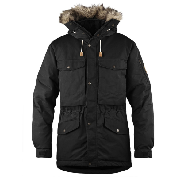 Fjallraven Singi Down Jacket Black