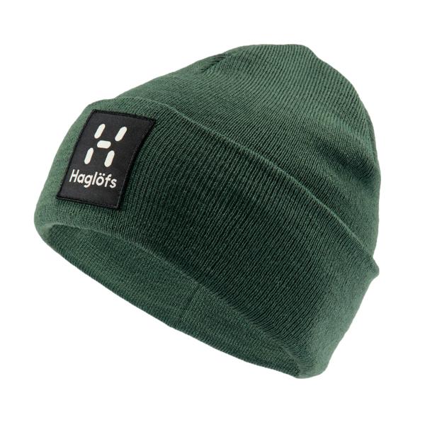 Haglofs Maze Beanie Hat Fjell Green