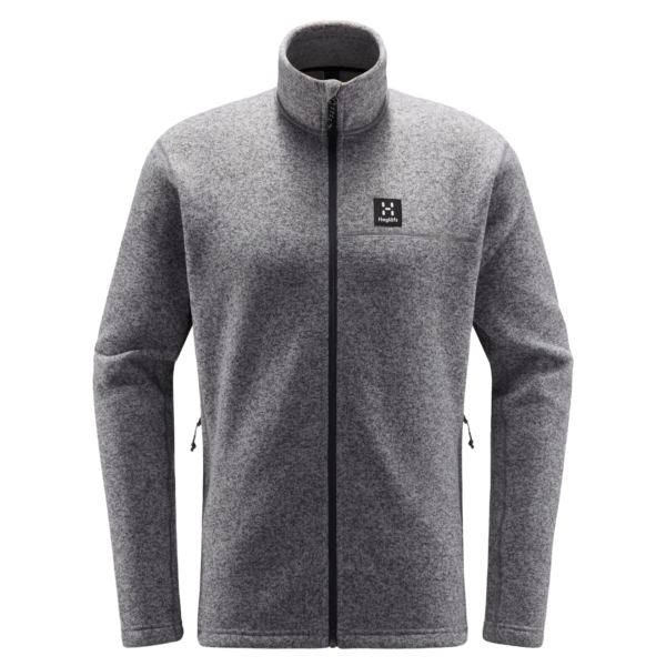 Haglofs Swook Fleece Jacket Concrete